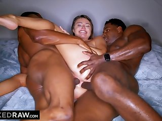 Adria Rae - She Wanted BIG BLACK COCK