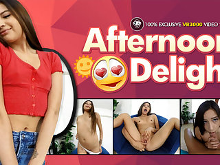 Zaya Cassidy in Afternoon Delight - VR3000