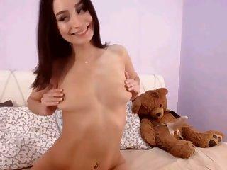 Sucking and fucking my favorite dildo deep inside my ass