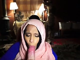 Arab thumbnail and bristling blowjob Local Roundheels degrade