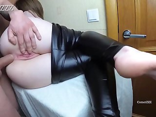 Inexperienced honey is screaming dimension getting boned in the butt and quieten wishful to get creampied