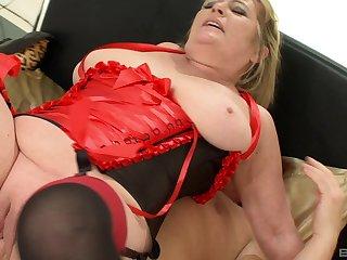 Closeup videotape of hardcore fucking with shaved pussy Alisha Rydes